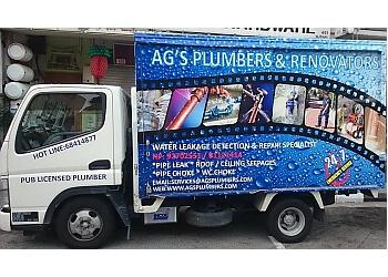 AG'S Plumbers & Renovators