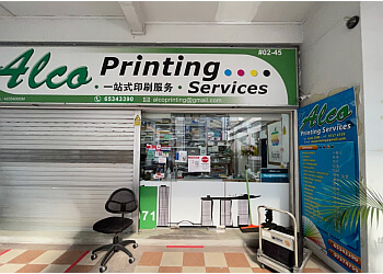 ALCO Printing Services