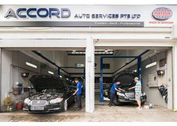 Accord Auto Services Pte Ltd.