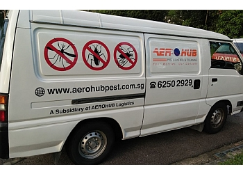Aerohub Pest Control & Cleaning Pte. Ltd.