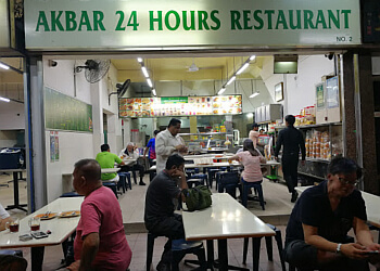 Akbar 24 Hours Restaurant