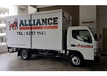 Alliance Movers & Transportation
