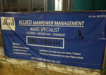 Allied Manpower Management Pte Ltd