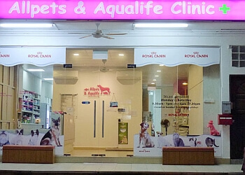 Allpets & Aqualife Vets Pte Ltd