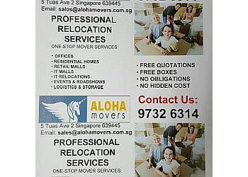 Aloha Movers Pte. Ltd.