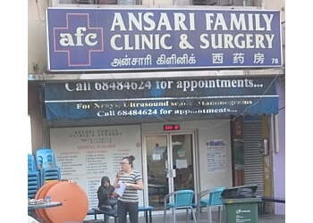 Ansari Family Clinic & Surgery