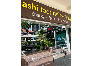 Ashi Foot Reflexology