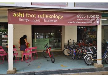 Ashi Foot Reflexology