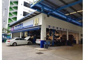 BCC Automotive Pte Ltd-MacPherson