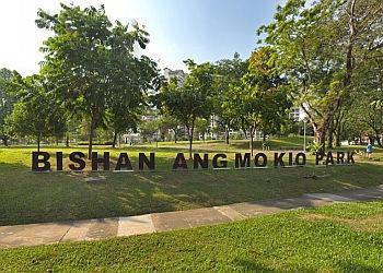 Bishan-Ang Mo Kio Park Inclusive Playground