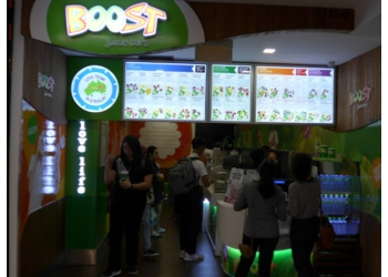 BOOST JUICE BARS