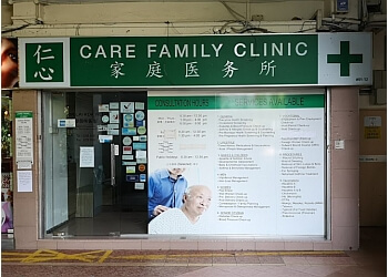 CARE FAMILY CLINIC
