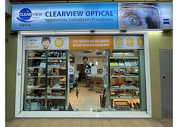 CLEARVIEW OPTICAL