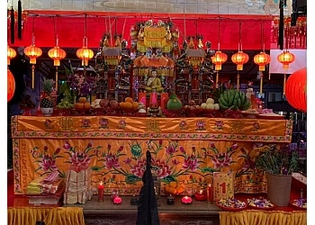 Cher Lian Tong Buddhist Temple