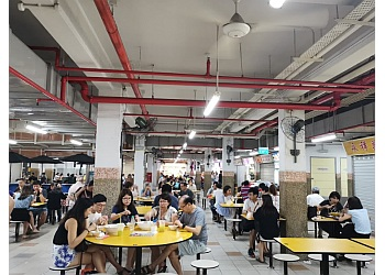 Chinatown Food Court - People's Park