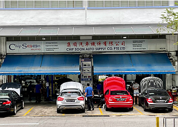 Chip Soon Auto Supply Co.