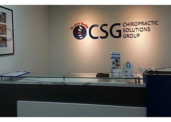Chiropractic Solutions Group