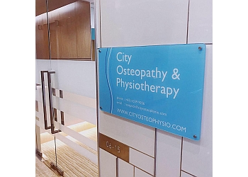 City Osteopathy and Physiotherapy