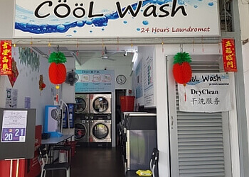 Cool Wash (24 hours laundromat)