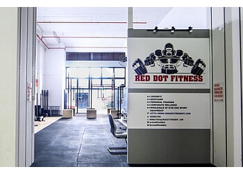 CrossFit Red Dot