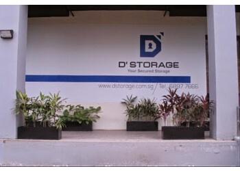 D Storage Pte Ltd.