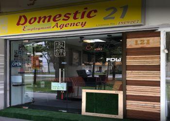 Domestic 21 Maid Agency