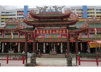 Dong Shan Temple