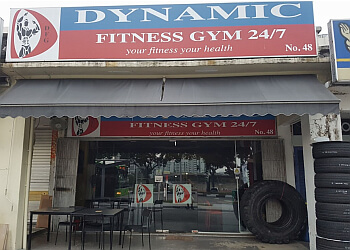 Dynamic Fitness Gym