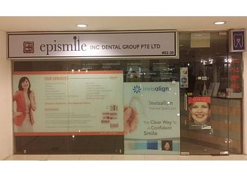 EPISMILE INC DENTAL GROUP PTE. LTD.