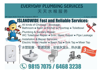 Everyday Plumbing Services