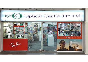 Eye & I Optical Centre Pte. Ltd.