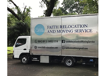 Faith Relocation and moving services