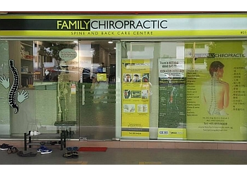 Family Chiropractic Singapore