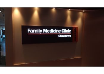 Family Medicine Clinic Chinatown
