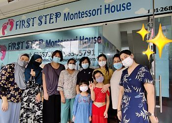 First Step Montessori House