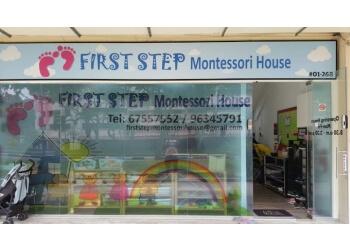 First Step Montessori House