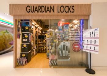 GUARDIAN HOUSE OF LOCKS