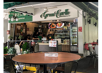 Green on Earth Vegetarian Cafe