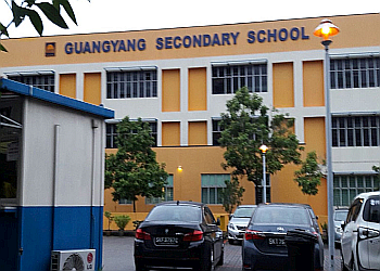 Guangyang Secondary School