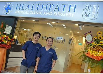 HEALTHPATH MEDICAL  CLINIC & SURGERY