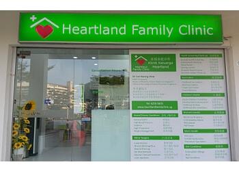 HEARTLAND FAMILY CLINIC