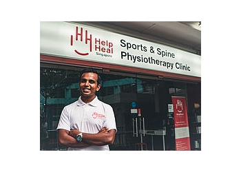 HELPHEALSG SPORTS & SPINE PHYSIOTHERAPY CLINIC