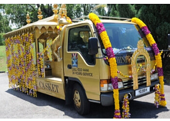 Hindu Casket