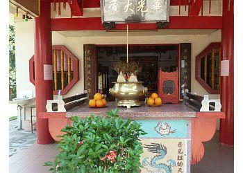 Hwa Kwang Tai Tee Temple