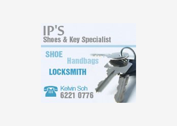 Ip's Shoe N Key Specialist