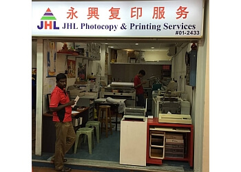 JHL Photocopy & Printing Services