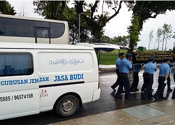 Jasa Budi Muslim Casket Services
