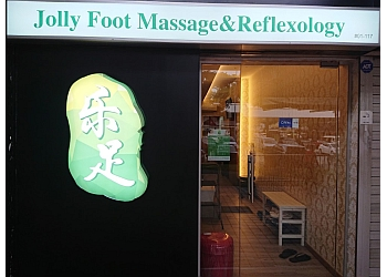 Jolly Foot Massage