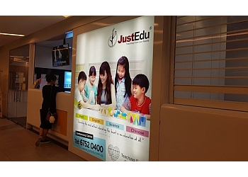 JustEdu Holdings Pte Ltd