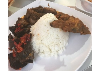 Just Nasi Padang Indonesian Restaurant
